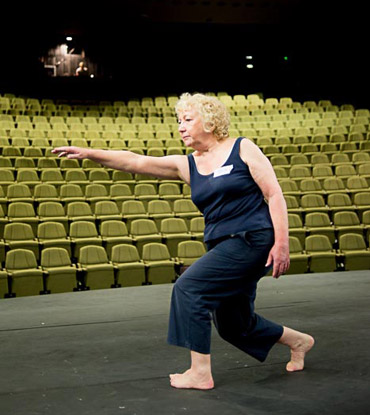 The Gwanwyn Dance Day in partnership with Age Cymru